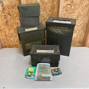 Lot # 211 - Survivalist supplies