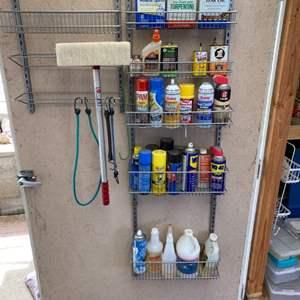 Lot # 235 - Important garage liquids