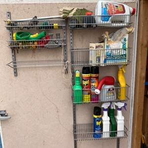 Lot # 236 - Household chemicals and tools
