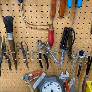 Lot # 241 - Collection of must have handtools