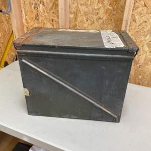 """Lot # 249 - Large 18"""" x 14"""" x 10"""" ammo can"""