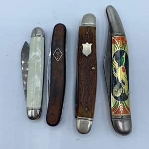 Lot # 251 - Imperial brand pocket knives