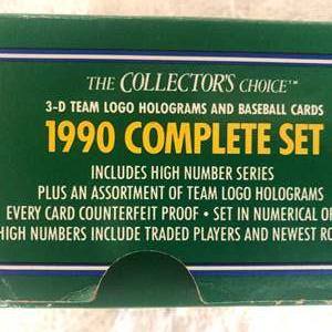 Lot # 11 - Baseball Cards, Horseshoes and Vintage Sporting Items