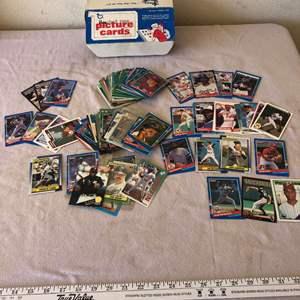 Lot # 34 - Baseball Card Collectibles