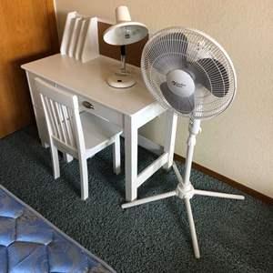 Lot # 84 - KidKraft Desk and More