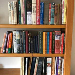 """Lot # 95 - Books ..""""Gone with the wind"""" and a lot more"""