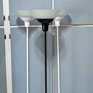 Lot # 62 - Modern Floor Lamps (3)