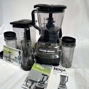 Lot # 36 - Ninja Ultra Blender and Kitchen System
