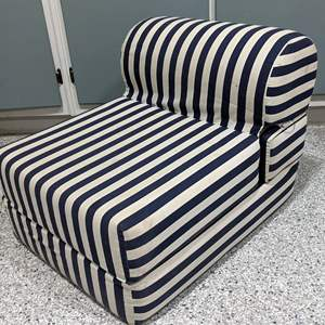 Lot # 67 - Fold Up Futon Chair
