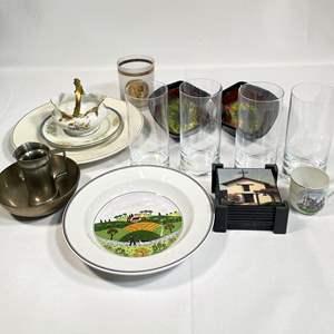 Lot # 44 - Assorted Kitchenware