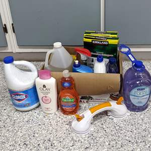 Lot # 75 - Cleaning Supplies
