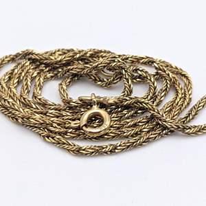 Lot # 84 - 18K Gold Chain (5.30g)