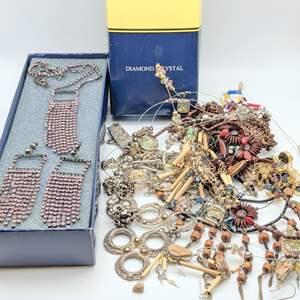Lot # 105 - Assortment of Statement Jewelry