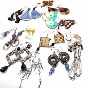 Lot # 108 - Beautiful Unique Earrings