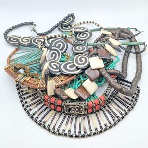 Lot # 104 - Statement Necklaces