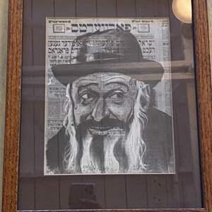 Lot # 26 - signed original art