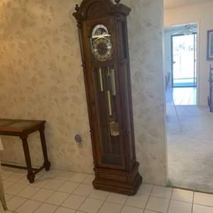 Lot # 65 - Ethan Allen Grandfather Clock