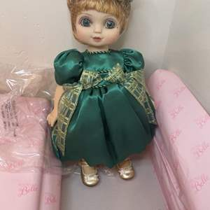 Lot # 99 - 2000 Marie Osmond Porcelain Doll w/Certificate of Authenticity