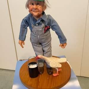 Lot # 107 - Richard Simmons Nanna's Family Doll