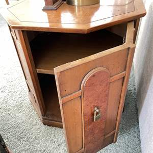 Lot # 4 - Vintage Drexel Octagon Side Table (Table Only)