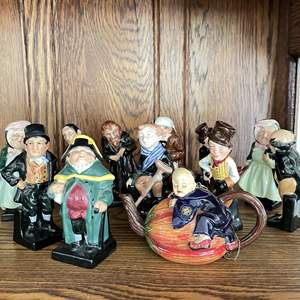 Lot # 8 - Bumble Collectible Porcelain Figurines