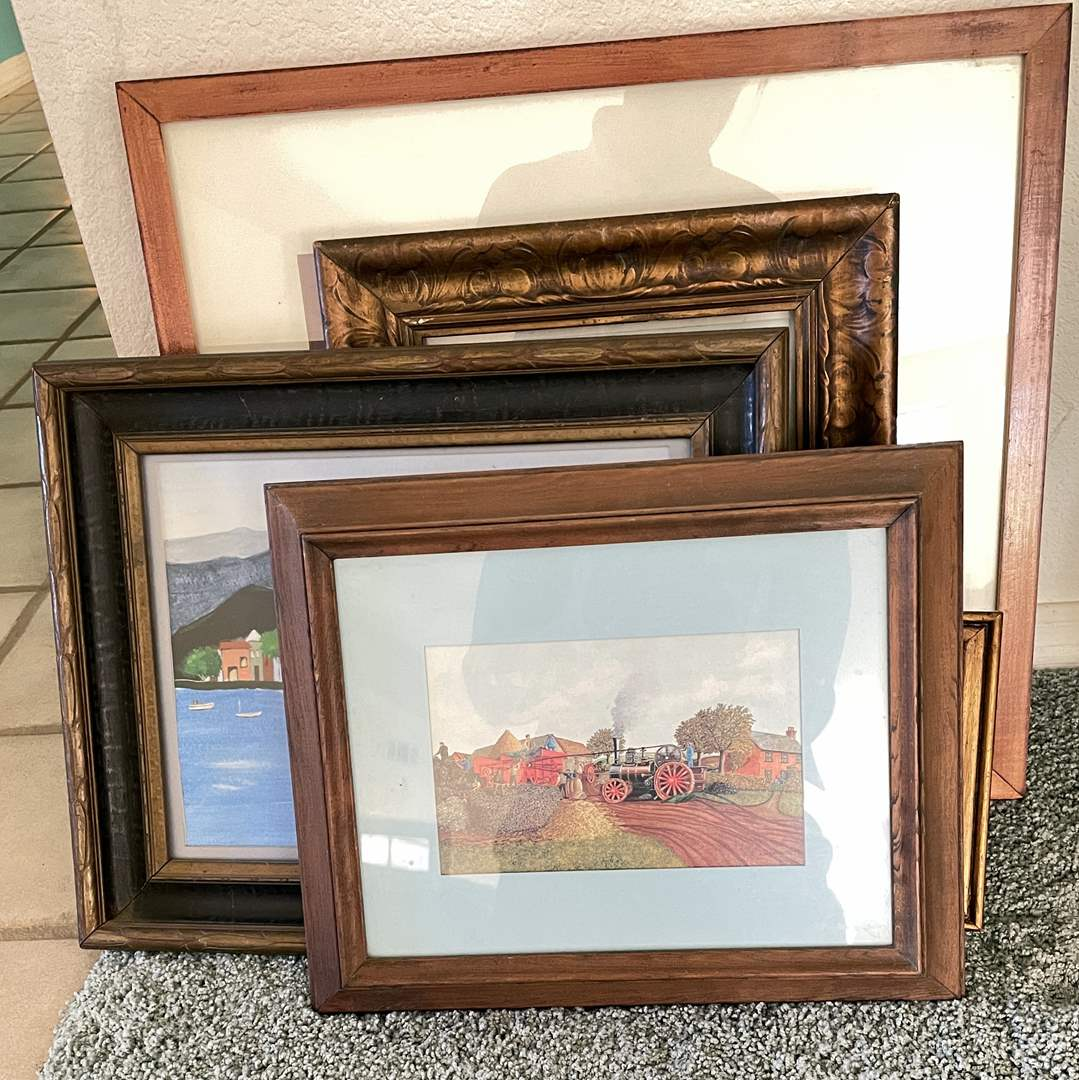 Lot # 16 - Collection of Framed Art (main image)