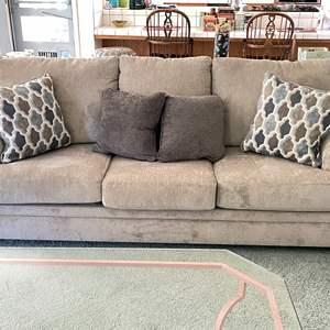 Lot # 23 - Like New Sofa