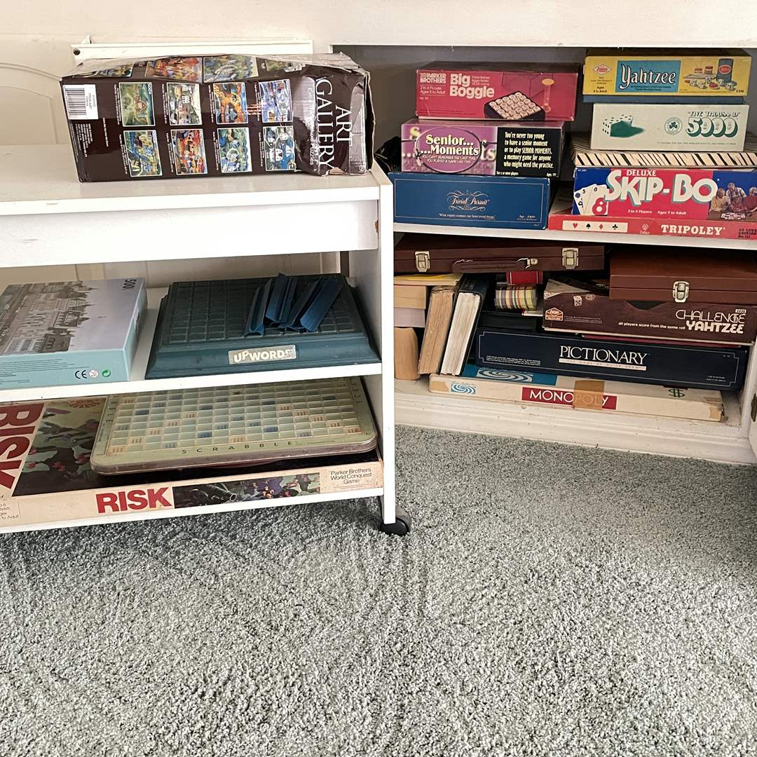 Lot # 25 - Games and More (main image)