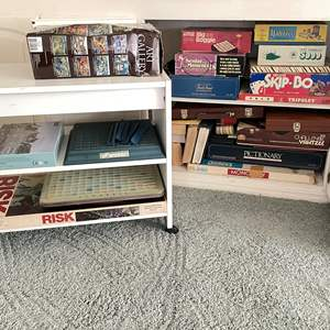 Lot # 25 - Games and More