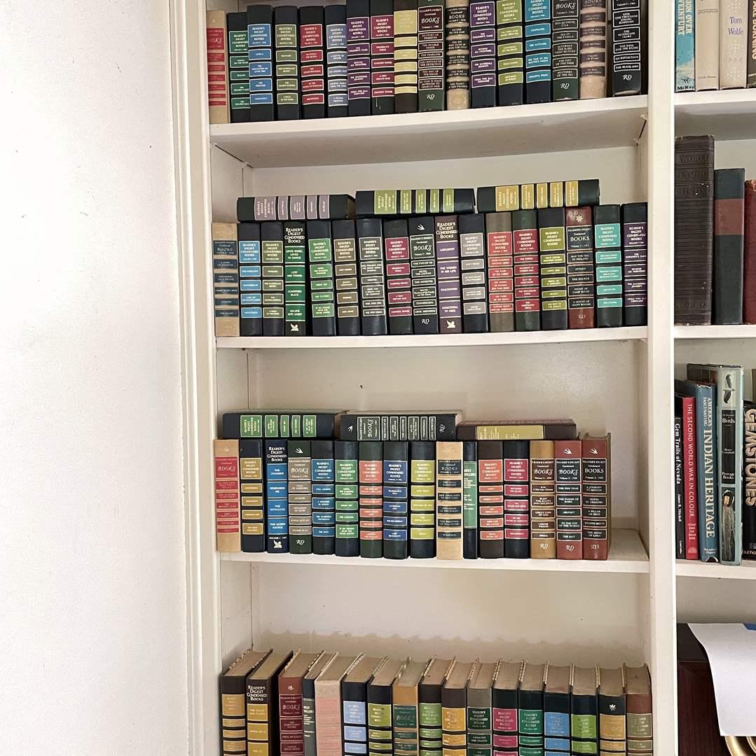 Lot # 52 - Collection of Reader's Digest Hardbacks (main image)