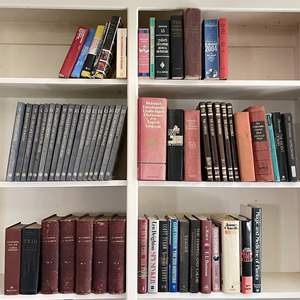 Lot # 56 - The Encyclopedia of Exploration and More Hardcovers