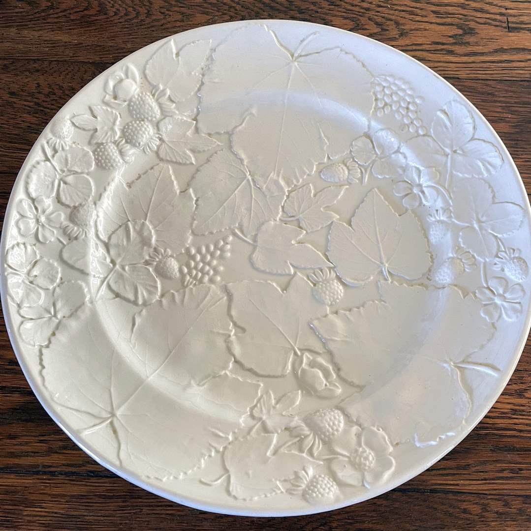 Lot # 61 - Italian Ceramic Serving Platter (main image)