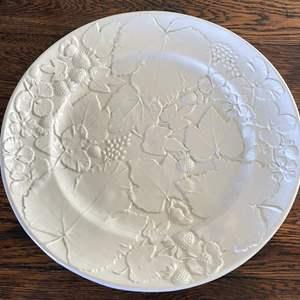 Lot # 61 - Italian Ceramic Serving Platter