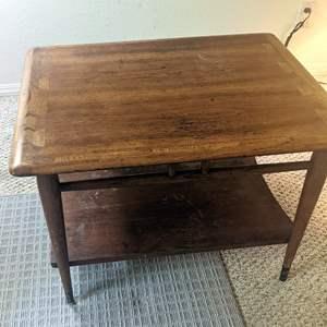 Lot # 96 - LANE MCM End Table 185371