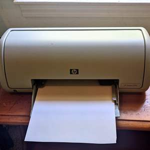 Lot # 103 - HP Deskjet 3915 Computer Printer