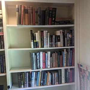 Lot # 104 - 4 Shelves of Books