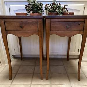 Lot # 114 - Lovely Pair of Antique Wine Coolers