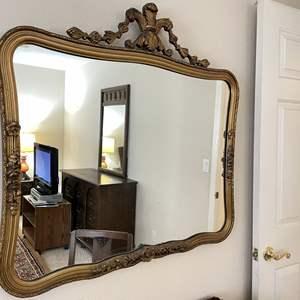 Lot # 124 - Beautiful Large Mirror