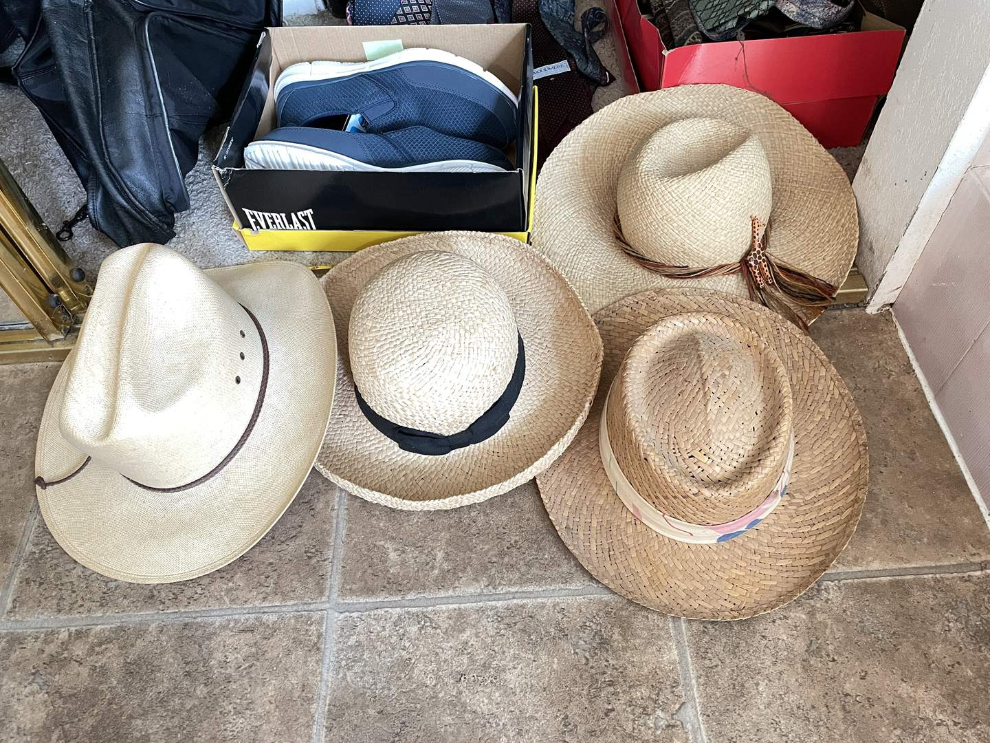 Lot # 134 - Men's Attire and Accessories, Roemer's Cowboy Hat (main image)