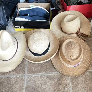 Lot # 134 - Men's Attire and Accessories, Roemer's Cowboy Hat