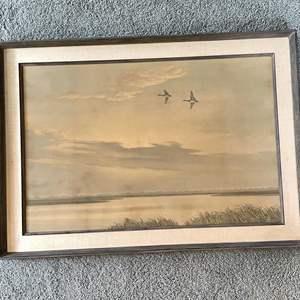 Lot # 135 - Walter Andrews Artwork