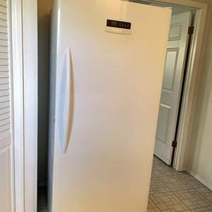 Lot # 147 - Model #FKFH21F7HWA Frigidaire Freezer