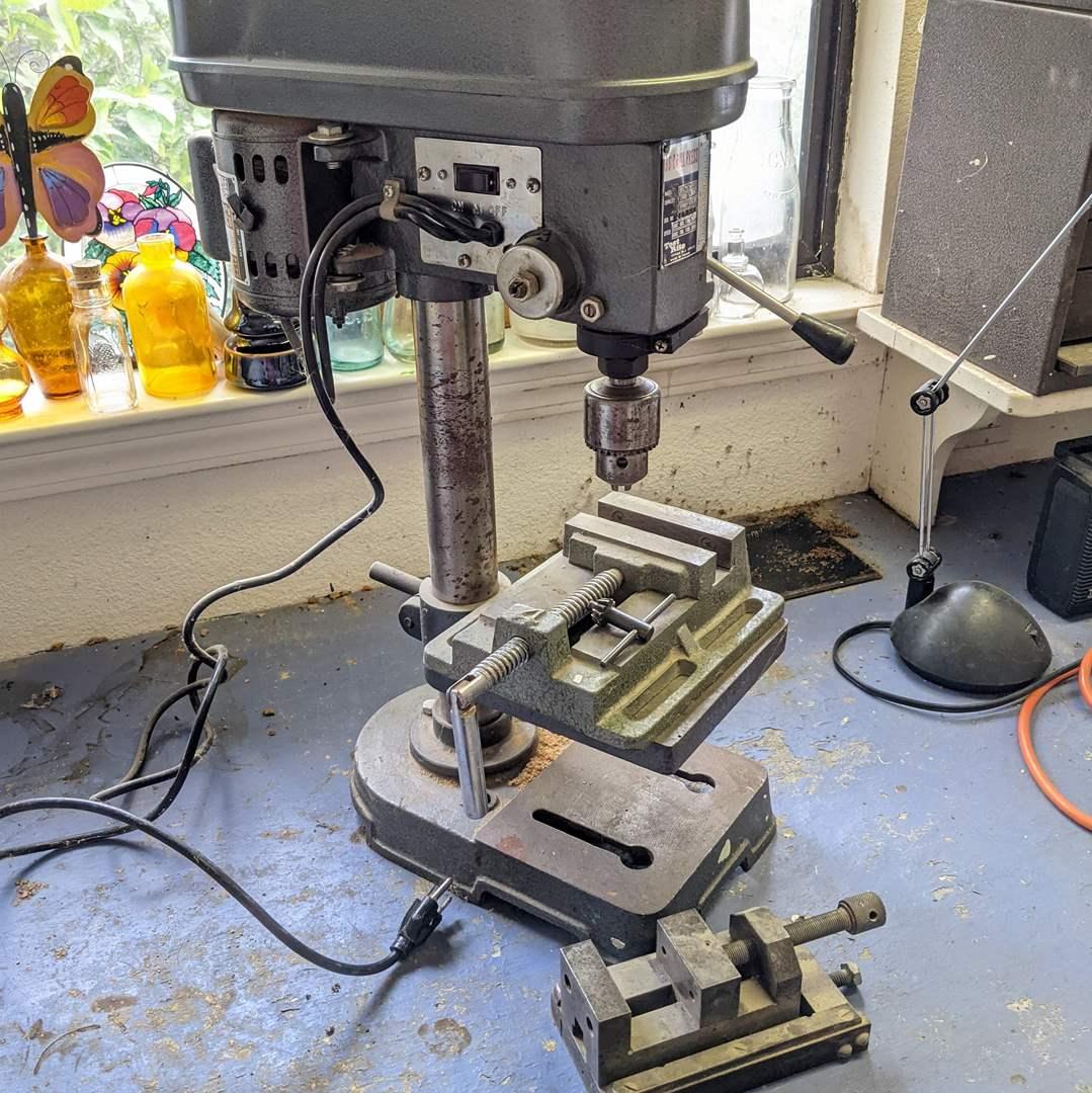 Lot # 176 - 3S Bench Drill Press (main image)