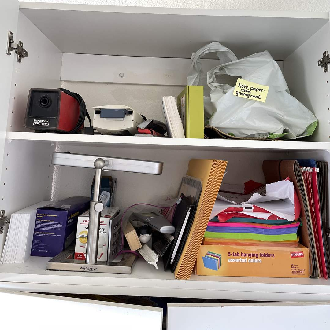 Lot # 200 - Office Supplies (main image)