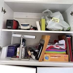 Lot # 200 - Office Supplies
