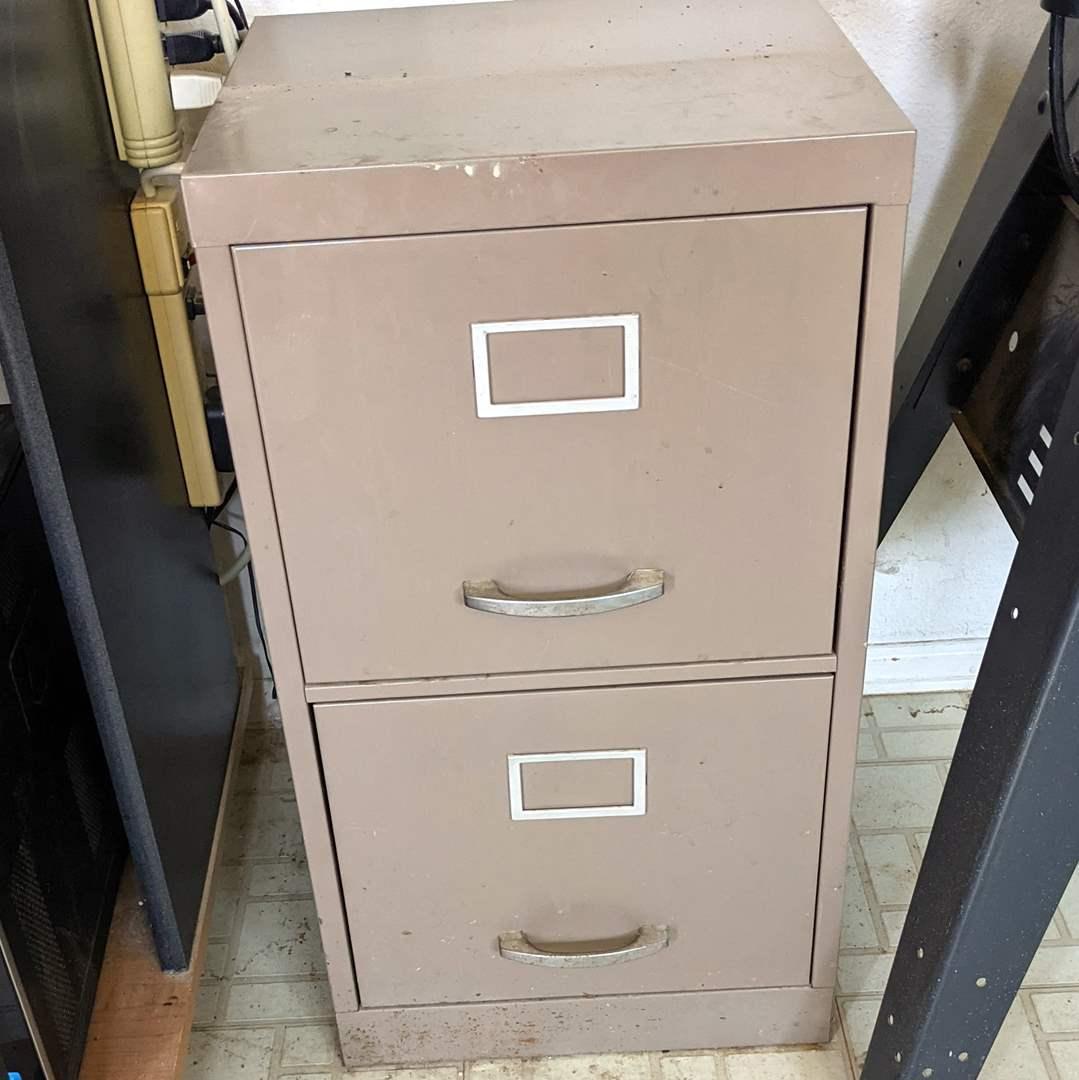 Lot # 191 - Filing Cabinet (main image)