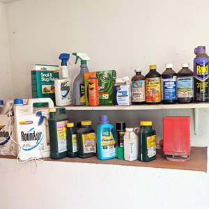 Lot # 194 - Weed Killer and all kinds of Pest Control
