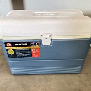 Lot # 208 - 5 Day Igloo Cooler (50qt)