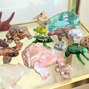 Lot # 91 - Figurines from Around the World