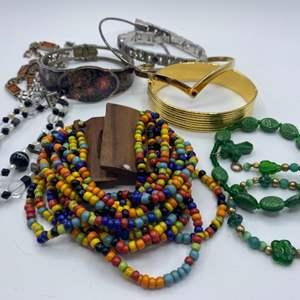 Lot #  27 - Bracelets